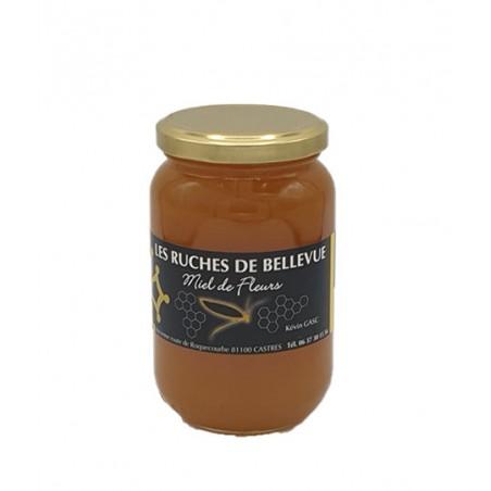 Miel polyfloral d'Occitanie | Les ruches de Bellevue