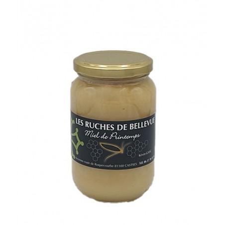 Miel de Printemps d'Occitanie  | Les ruches de Bellevue