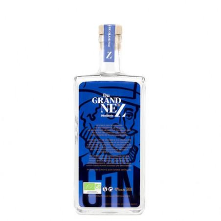 Attribut n°1 Gin 43% Du Grand Nez verso