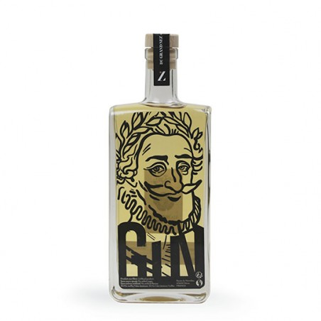 Edition Spéciale Gin 41% Du Grand Nez verso