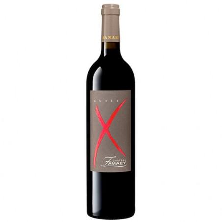 Cahors Rouge Cuvée X