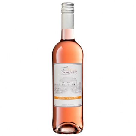 Côtes du Lot Chevalier Famaey Cabernet Franc Rosé