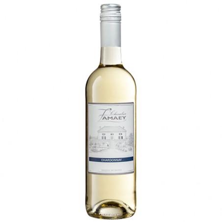 Pays d'Oc Chevalier Famaey Chardonnay Blanc Sec
