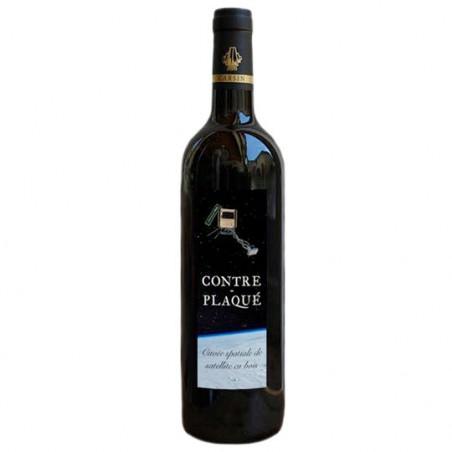 Cadillac Côtes de Bordeaux Contre Plaqué Rouge