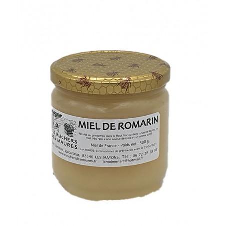 Miel de cru du Var Romarin | Les Ruchers des Maures