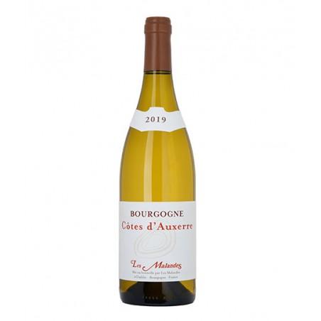 Bourgogne Côtes d'Auxerre  Domaine des Malandes