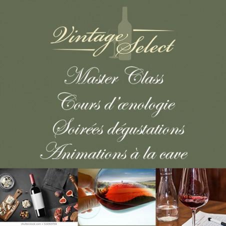 Bon soirées dégustations   Vintage Select